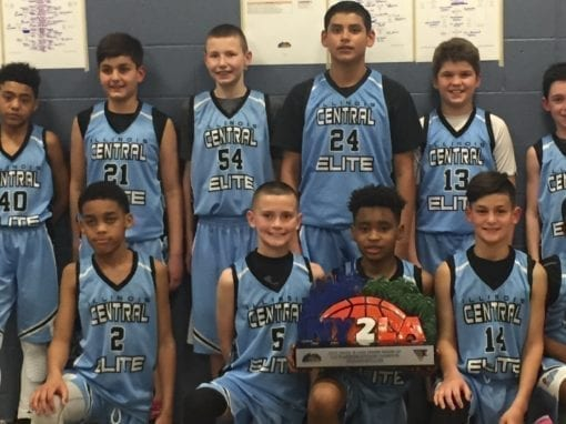 5th Grade Grey – Champions of NY2LA Swish-N-Dish Platinum Division