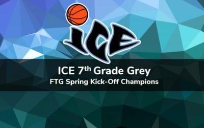 7th Grade Grey – Champions Of FTG Spring Kick-Off