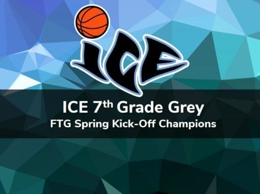 7th Grade Grey – Champions Of FTG Spring Kick-Off