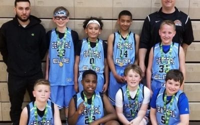 4th Grade – Central AAU 10U-4th Grade State Champions