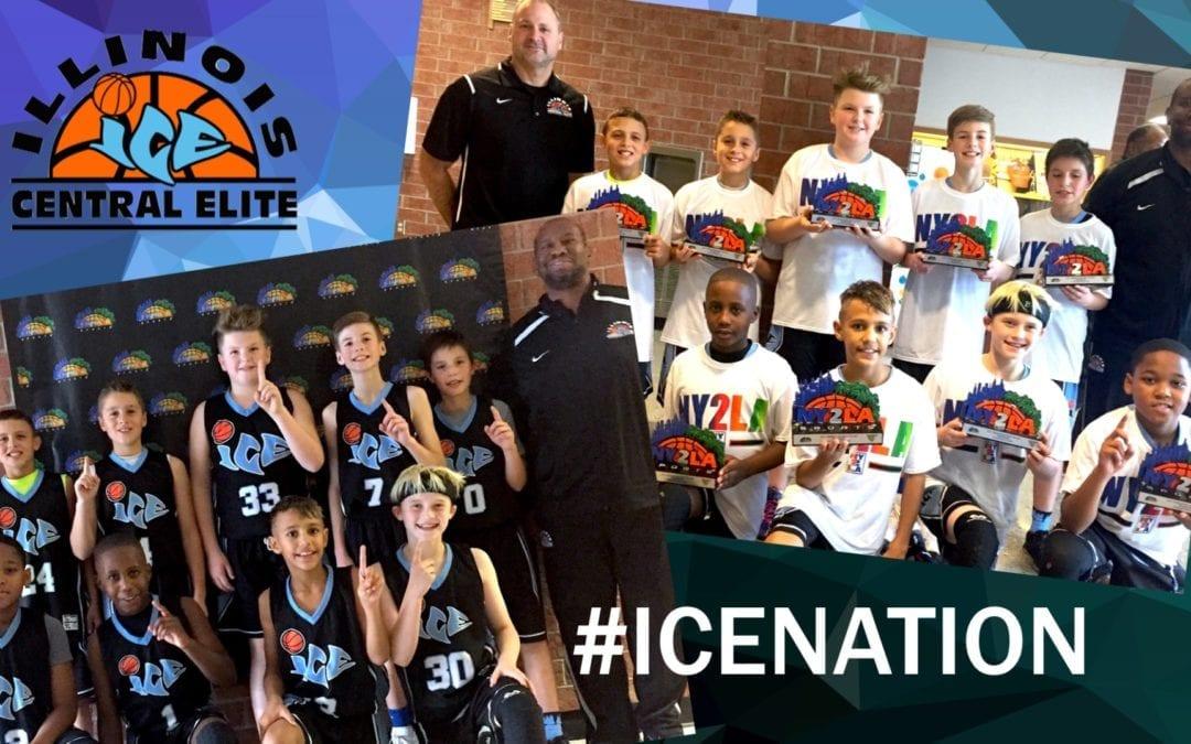 5th Grade National – Champions Of NY2LA Generation Next Tip-Off