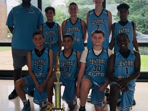6th Grade Grey – Champions Of The Old Gold Run-N-Gun Tournament