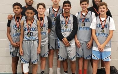 7th Grade Grey – Champions Of FTG-Summer Blast Saturday Shootout