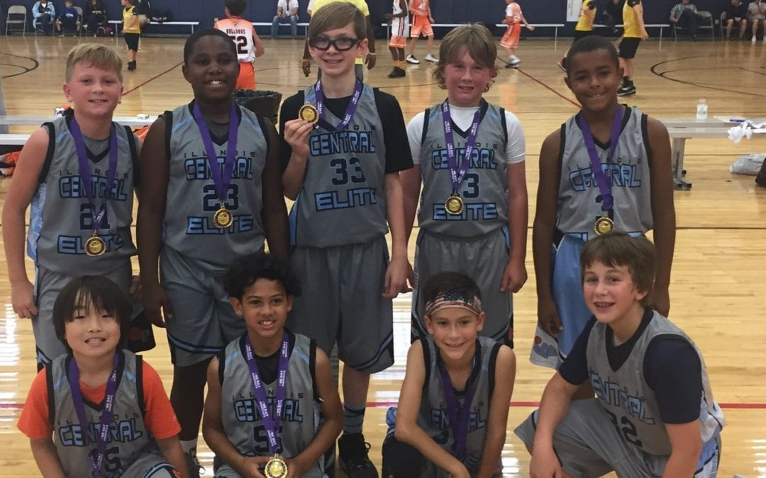 4th-5th Grade Far-North Silver – Champions in the Culver's One Day Shootout