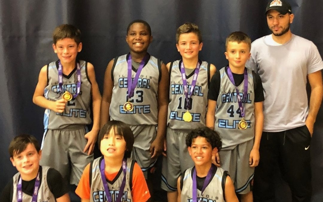 4th Grey Champions Of The Culver's One Day Shootout