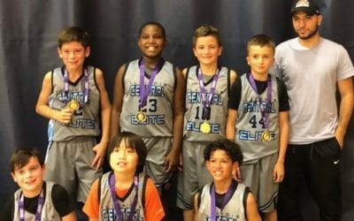 4th Grade Grey – Champions Of The Culver's One Day Shootout