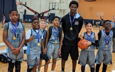 7th Grade Carolina Blue – Champions Of Culver's One Day Shootout