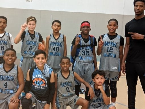 7th Grade Carolina Blue – Champions Of Future Phenom Go-Live Shootout