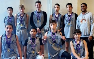 9th Grade Grey – Champions Of Fall Tip Off One Day Shootout