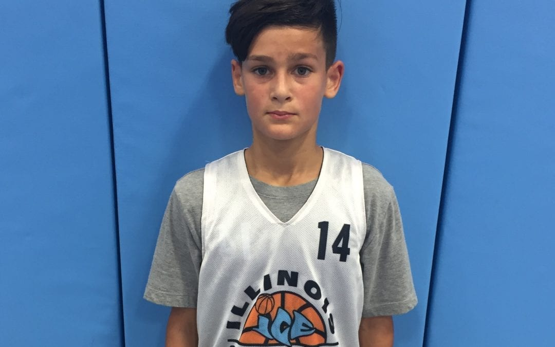 Zaine Clemons – ICE White Team Player Of The Week-5