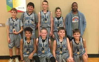 6th Grade Black – Champions Of ICE Jamfest Shootout