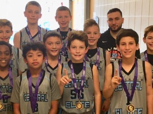 6th Grade White – Champions Of Fall Slam One Day Shootout