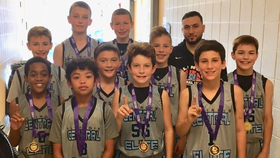 6th Grade White Champions Of Fall Slam One Day Shootout