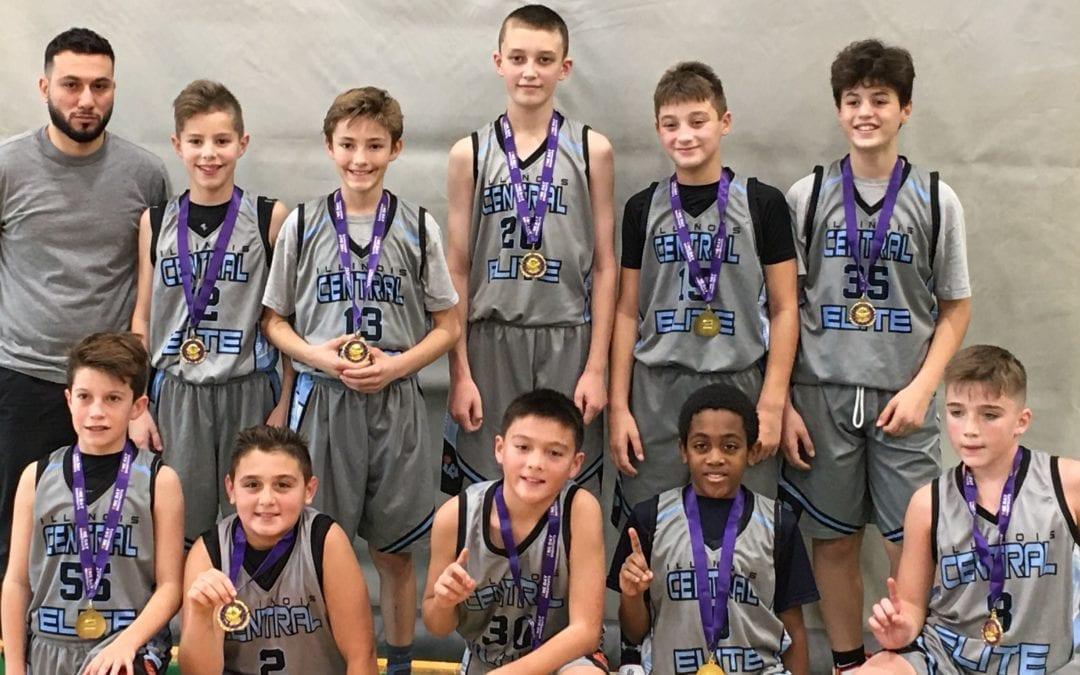6th Grade White – Champions One Day Shootout Turkey Shootout