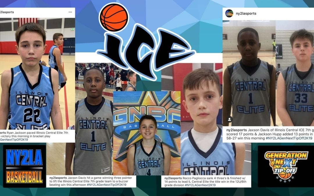 ICE Players Recaps by NY2LA Generation Next Tip-Off
