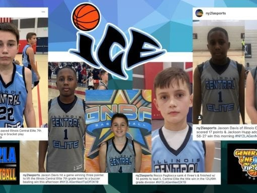 ICE Players Recaps by NY2LA Generation Next Tip-Off