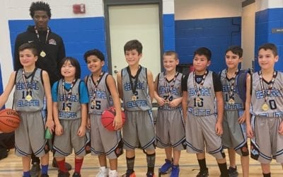 4th Grade – Champions in Play Hard Hoops Holiday Hoopfest
