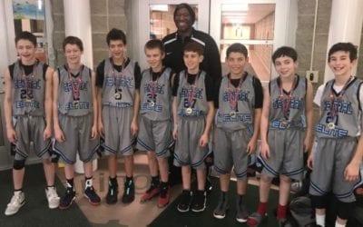 6th Grade Carolina Blue – Champions in Go-Live Shootout