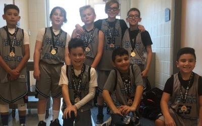 5th Grade – Champions in Play Hard Hoops Hoopfest
