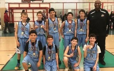 6th Grade Carolina Blue – Champions Of Go-Live Shootout