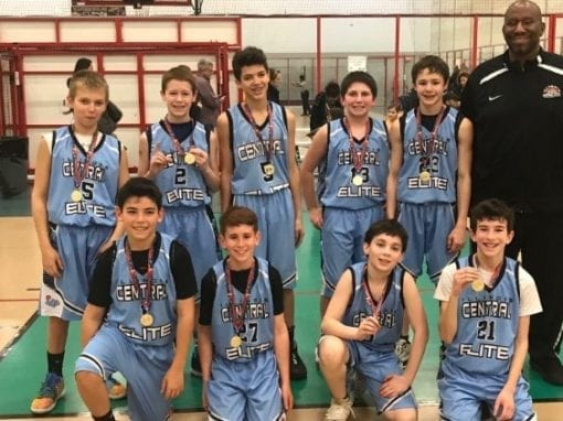 6th Grade Carolina Blue – Champions Of Go-Live Shootout