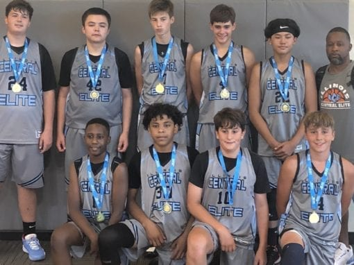 8th Grade Grey – Champions of One Day Shootout Summer Jamboree