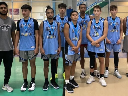 9th Grade Grey – Champions in One Day Shootout Summer National Shootout