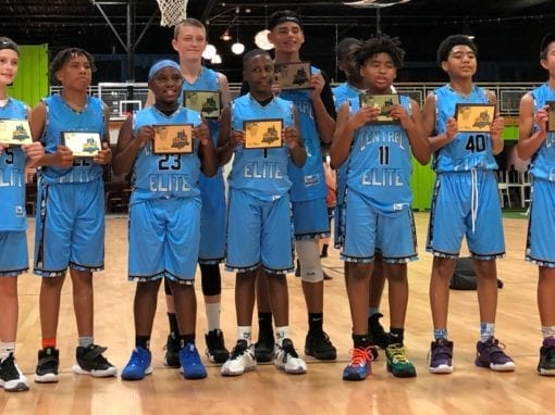 6th Grade Grey – Champions in National Summer Classic