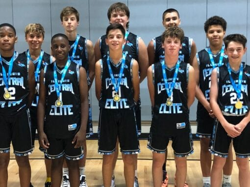 7th Grade Grey – Champions in One Day Shootout Chicagoland Challenge